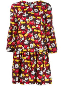 Mickey Pattern Dress - Aniye By