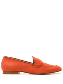 Loafer Boyish De Camurça - Blue Bird Shoes