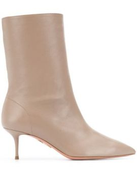 Pointed Ankle Boots - Aquazzura