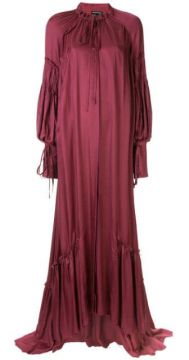 Billowing Maxi Dress - Ann Demeulemeester