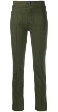 Slim-leg Trousers - Dorothee Schumacher