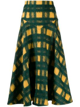 Emilia Wickstead Aw19rtw04086 Green Multi