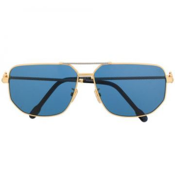 Force 10 Square Frame Sunglasses - Fred