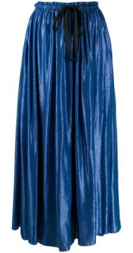 Elasticated Waistband Maxi Skirt - Forte Forte