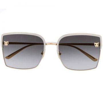 Panthère Oversized Frame Sunglasses - Cartier