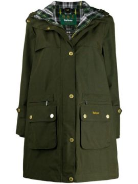 Icons Durham Hooded Parka - Barbour