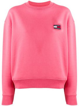 Embroidered Logo Sweater - Tommy Jeans