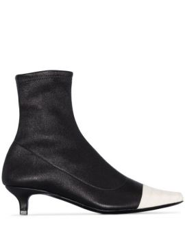 Ankle Boot Karl Com Salto 30mm - By Far
