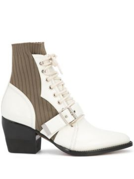 Rylee 60mm Ankle Boots - Chloé