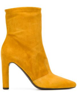 Pointed Ankle Boots - Del Carlo