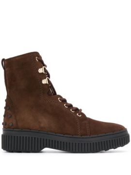 Ankle Boot Gommino - Tods