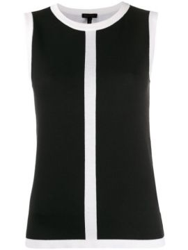 Dropped Waist Dress - Escada