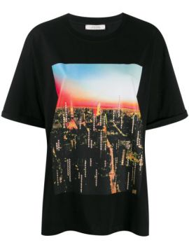 Printed Loose Fit T-shirt - Dorothee Schumacher