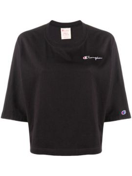 Loose Fit Cropped T-shirt - Champion