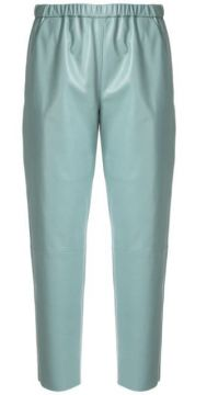 High Rise Cropped Track Pants - Drome