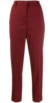 Tapered Mid-rise Trousers - 8pm