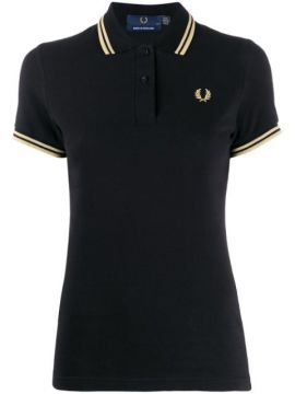 Embroidered Logo Polo Shirt - Fred Perry