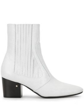 Ringo Pleated Boots - Laurence Dacade