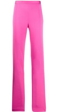High-waisted Bootcut Trousers - Versace