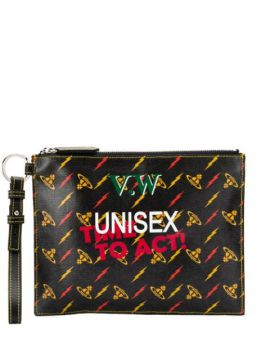 Clutch Unisex Time To Act - Vivienne Westwood
