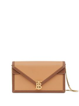 Clutch Envelope Tb Pequena - Burberry
