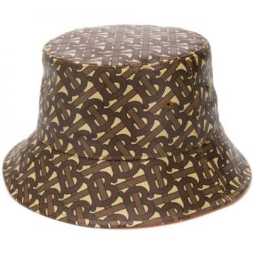 Monogram Bucket Hat - Burberry