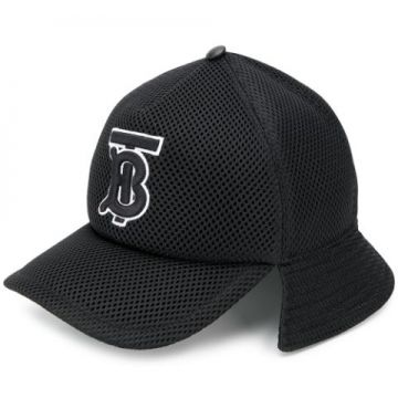Embroidered Monogram Baseball Cap - Burberry