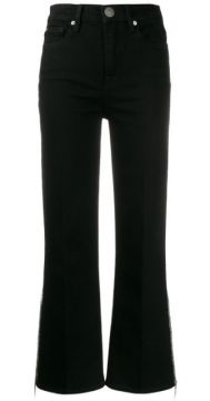 Cropped Flared Trousers - 7 For All Mankind