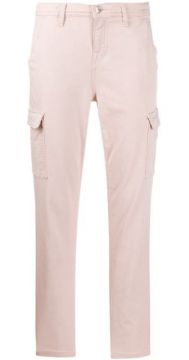 Cropped Slim-fit Trousers - 7 For All Mankind