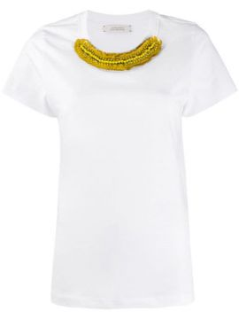 Embellished Short-sleeve T-shirt - Dorothee Schumacher