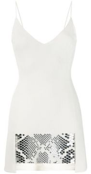 Embellished Mini Dress - David Koma