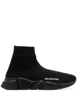 Speed Stretch-knit Sneakers - Balenciaga