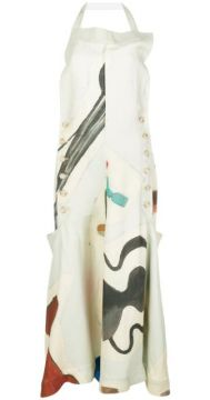 La Robe Tablier Long Dress - Jacquemus