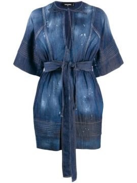 Denim Dress - Dsquared2