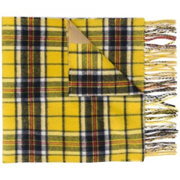 Patchwork Vintage Check Scarf - Burberry