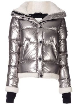 Quilted Puffer Jacket - Sam.
