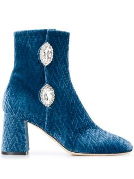 Julie Ankle Boots - Giannico