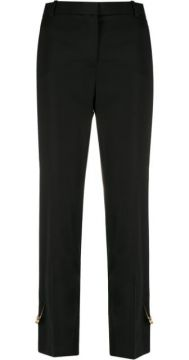 Medusa Safety Pin Trousers - Versace