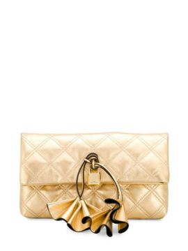 Sofia Loves Quilted Clutch - Marc Jacobs