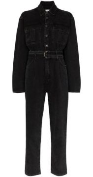 Tatum Belted Boilersuit - Agolde