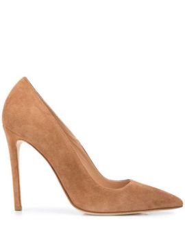 Pointed Toe Pumps - Brother Vellies