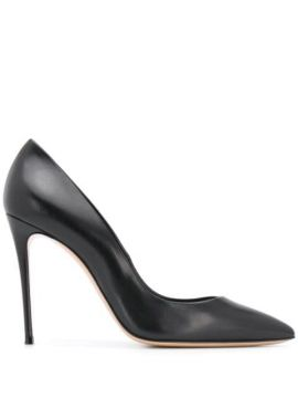 Pointed Toe Pumps - Casadei