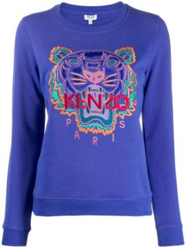 Holiday Capsule Tiger Sweatshirt - Kenzo