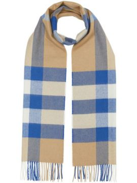 Check Scarf - Burberry