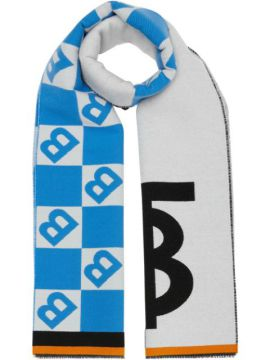 Graphic Logo Scarf - Burberry