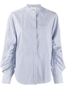 Striped Pattern Shirt - 3.1 Phillip Lim