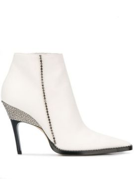Brecken 100mm Ankle Boots - Jimmy Choo