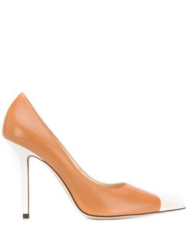 Sapato Love Com Salto 100mm - Jimmy Choo