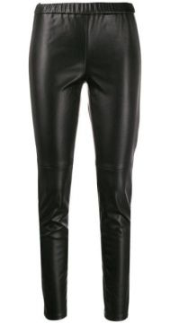Faux Leather Leggings - Michael Michael Kors