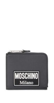 Square Wallet - Moschino